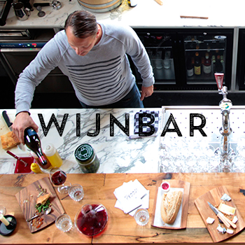 Vierkantje wijnbar