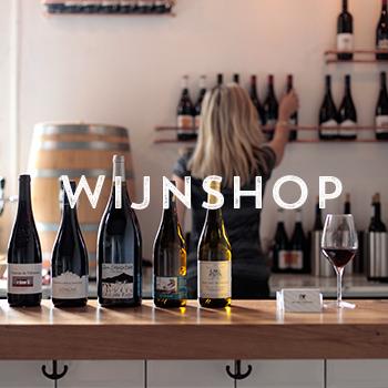 Vierkantje wijnshop